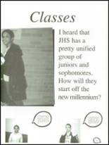 1999 Jacksonville High School Yearbook Page 124 & 125