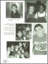 1999 Jacksonville High School Yearbook Page 138 & 139