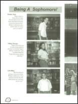 1999 Jacksonville High School Yearbook Page 140 & 141