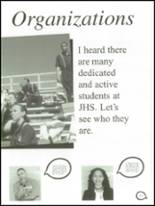 1999 Jacksonville High School Yearbook Page 154 & 155