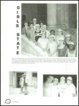 1999 Jacksonville High School Yearbook Page 156 & 157