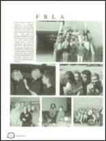 1999 Jacksonville High School Yearbook Page 168 & 169