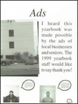 1999 Jacksonville High School Yearbook Page 192 & 193