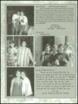 1999 Jacksonville High School Yearbook Page 286 & 287