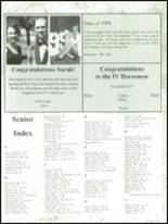 1999 Jacksonville High School Yearbook Page 310 & 311