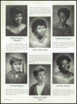 1986 King-Drew Medical Magnet High School Yearbook Page 12 & 13