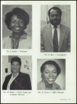 1986 King-Drew Medical Magnet High School Yearbook Page 54 & 55