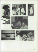 1986 King-Drew Medical Magnet High School Yearbook Page 58 & 59