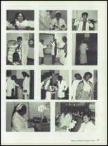 1986 King-Drew Medical Magnet High School Yearbook Page 60 & 61
