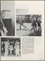 1974 Muscatine High School Yearbook Page 16 & 17