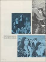 1974 Muscatine High School Yearbook Page 22 & 23