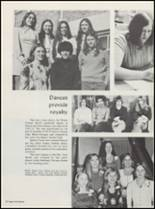 1974 Muscatine High School Yearbook Page 24 & 25