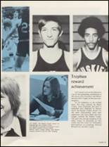 1974 Muscatine High School Yearbook Page 26 & 27
