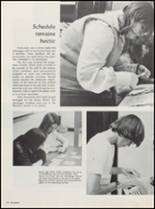 1974 Muscatine High School Yearbook Page 32 & 33