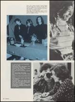 1974 Muscatine High School Yearbook Page 34 & 35