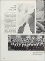 1974 Muscatine High School Yearbook Page 36 & 37
