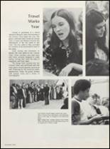 1974 Muscatine High School Yearbook Page 38 & 39