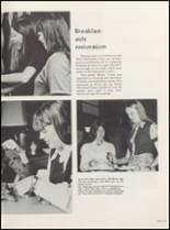 1974 Muscatine High School Yearbook Page 42 & 43