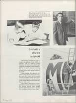 1974 Muscatine High School Yearbook Page 46 & 47