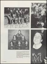 1974 Muscatine High School Yearbook Page 54 & 55