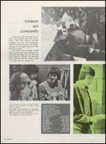 1974 Muscatine High School Yearbook Page 60 & 61