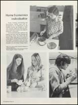 1974 Muscatine High School Yearbook Page 62 & 63