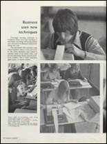 1974 Muscatine High School Yearbook Page 70 & 71