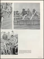 1974 Muscatine High School Yearbook Page 100 & 101