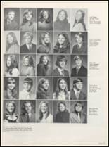 1974 Muscatine High School Yearbook Page 108 & 109