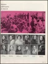 1974 Muscatine High School Yearbook Page 110 & 111