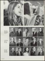 1974 Muscatine High School Yearbook Page 116 & 117
