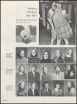 1974 Muscatine High School Yearbook Page 120 & 121