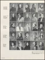 1974 Muscatine High School Yearbook Page 124 & 125