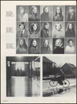1974 Muscatine High School Yearbook Page 128 & 129