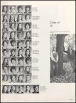 1974 Muscatine High School Yearbook Page 134 & 135