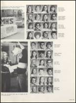 1974 Muscatine High School Yearbook Page 138 & 139