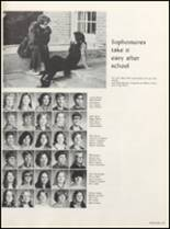 1974 Muscatine High School Yearbook Page 146 & 147