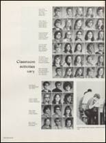 1974 Muscatine High School Yearbook Page 152 & 153