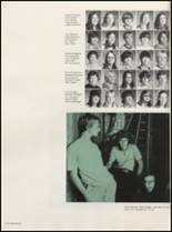 1974 Muscatine High School Yearbook Page 154 & 155