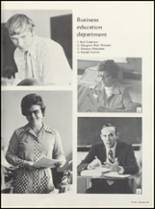 1974 Muscatine High School Yearbook Page 164 & 165