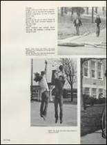 1974 Muscatine High School Yearbook Page 232 & 233