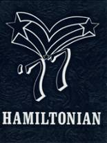 1977 Yearbook Hamilton High School