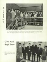 1964 Parsons High School Yearbook Page 26 & 27