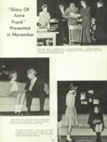 1964 Parsons High School Yearbook Page 32 & 33