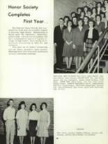 1964 Parsons High School Yearbook Page 40 & 41