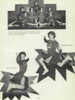 1964 Parsons High School Yearbook Page 42 & 43