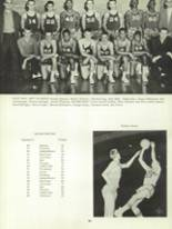1964 Parsons High School Yearbook Page 54 & 55