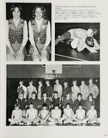 1975 Anderson Union High School Yearbook Page 110 & 111