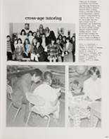 1975 Anderson Union High School Yearbook Page 166 & 167