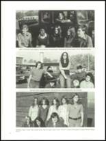1973 Scotia-Glenville High School Yearbook Page 98 & 99
